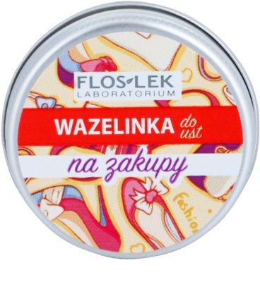 FlosLek Laboratorium Lip Vaseline Shopping бальзам для губ