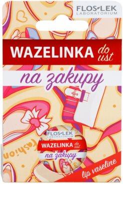 FlosLek Laboratorium Lip Vaseline Shopping balzám na rty 2