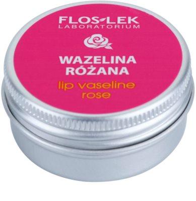 FlosLek Laboratorium Lip Care Rose vaselina pe/pentru buze