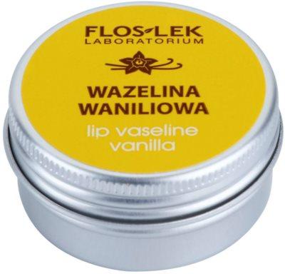 FlosLek Laboratorium Lip Care Vanilla vaselina para labios