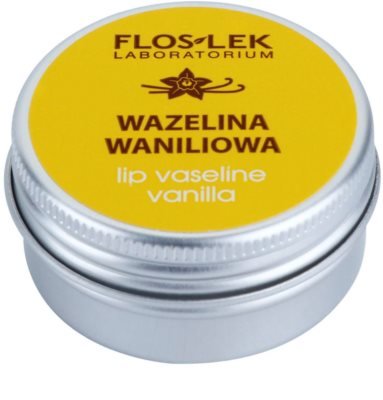 FlosLek Laboratorium Lip Care Vanilla vazelin az ajkakra