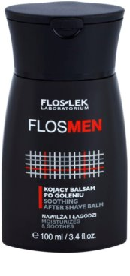 FlosLek Laboratorium FlosMen успокояващ балсам след бръснене