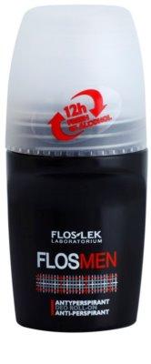 FlosLek Laboratorium FlosMen antyperspirant roll-on bez alkoholu
