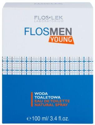 FlosLek Laboratorium FlosMen Young eau de toilette férfiaknak 1