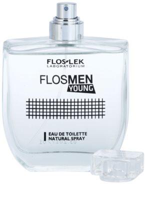 FlosLek Laboratorium FlosMen Young eau de toilette férfiaknak 4