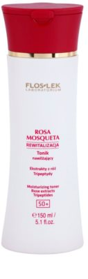 FlosLek Laboratorium Rosa Mosqueta Rejuvenation 50+ хидратиращ тоник