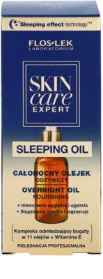 FlosLek Laboratorium Skin Care Expert нощна грижа  против стареене на кожата 2