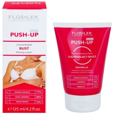 FlosLek Laboratorium Slim Line Push-Up koncentrovaný krém pro zpevnění poprsí 1