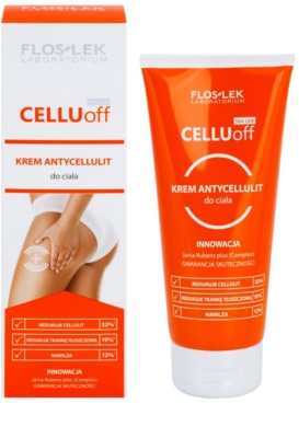 FlosLek Laboratorium Slim Line Celluoff crema intensiva anti celulita 1