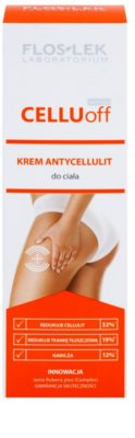 FlosLek Laboratorium Slim Line Celluoff crema intensiva anti celulita 2