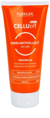 FlosLek Laboratorium Slim Line Celluoff crema intensiva anti celulita