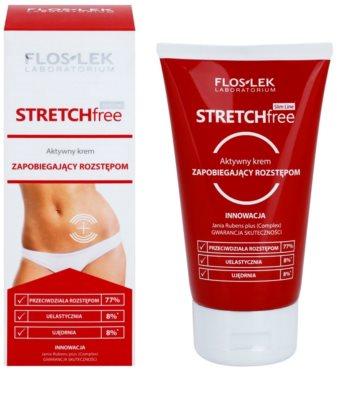 FlosLek Laboratorium Slim Line Stretchfree crema activa antiestrías 1
