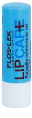 FlosLek Laboratorium Lip Care SOS защитен балсам за устни с витамин Е