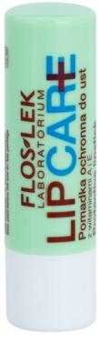 FlosLek Laboratorium Lip Care SOS balsam de buze protector cu vitamina A si E