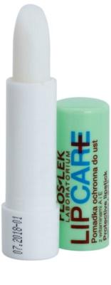 FlosLek Laboratorium Lip Care SOS zaščitni balzam za ustnice z vitaminoma A in E 2