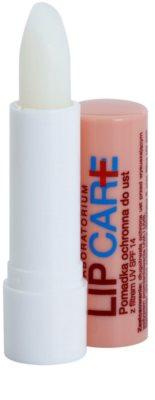 FlosLek Laboratorium Lip Care SOS schützendes Lippenbalsam SPF 14 1