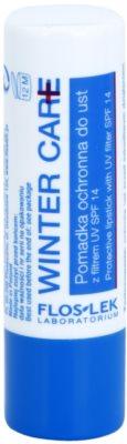 FlosLek Laboratorium Winter Care balsam de buze protector SPF 14