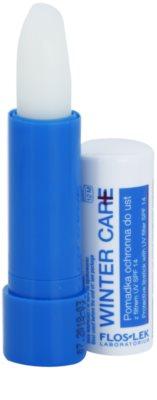 FlosLek Laboratorium Winter Care zaščitni balzam za ustnice SPF 14 2