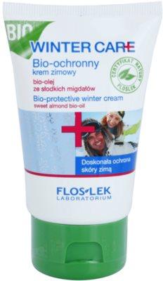 FlosLek Laboratorium Winter Care bio-ochranný zimní krém s mandlovým olejem