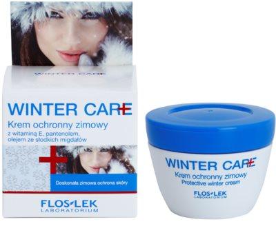 FlosLek Laboratorium Winter Care téli védő krém az érzékeny arcbőrre 1