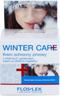 FlosLek Laboratorium Winter Care téli védő krém az érzékeny arcbőrre 2