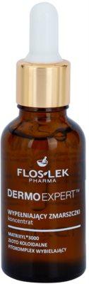 FlosLek Pharma DermoExpert Intensiv-Serum mit Antifalten-Effekt
