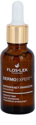 FlosLek Pharma DermoExpert intenzív szérum ránctalanító hatással