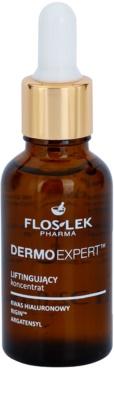 FlosLek Pharma DermoExpert liftingové sérum na obličej, krk a dekolt