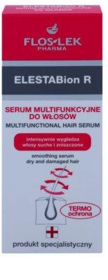 FlosLek Pharma ElestaBion R sérum multifuncional para cabelo seco a danificado 2