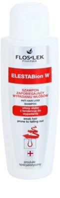 FlosLek Pharma ElestaBion W sampon fortifiant impotriva caderii parului