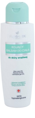 FlosLek Pharma Hypoallergic Line leche corporal calmante