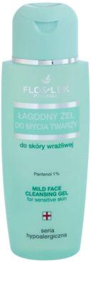 FlosLek Pharma Hypoallergic Line gel de limpeza suave