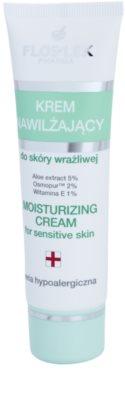FlosLek Pharma Hypoallergic Line vlažilna krema za občutljivo kožo