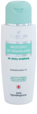 FlosLek Pharma Hypoallergic Line Loção desmaquilhante para rosto e olhos