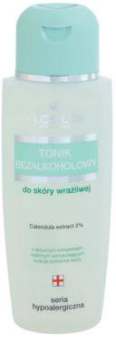 FlosLek Pharma Hypoallergic Line Hauttonikum ohne Alkohol