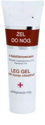 FlosLek Pharma Leg Care Horse Chestnut гель для ніг проти набряків