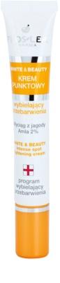 FlosLek Pharma White & Beauty tratamento local anti-manchas de pigmentação