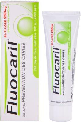 Fluocaril Bi-Fluoré Zahnpasta mit Fluor 1