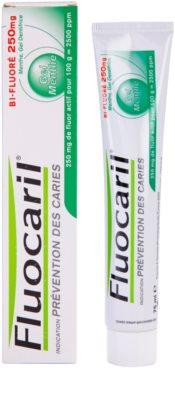 Fluocaril Bi-Fluoré gel dentífrico  com fluór 1