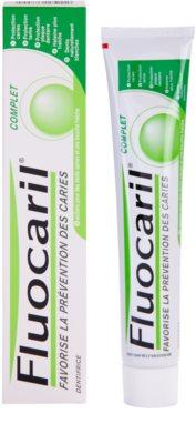 Fluocaril Complete Zahnpasta für den kompletten Schutz Ihrer Zähne 1