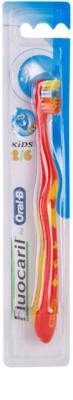 Fluocaril Kids 2-6 cepillo de dientes para niños