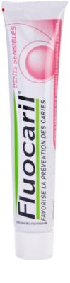 Fluocaril Sensitive Teeth fogkrém érzékeny fogakra