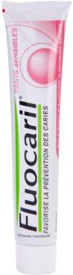 Fluocaril Sensitive Teeth zobna pasta za občutljive zobe