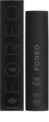 Foreo Cleansers revitalisierendes Reinigungsgel für Herren 2