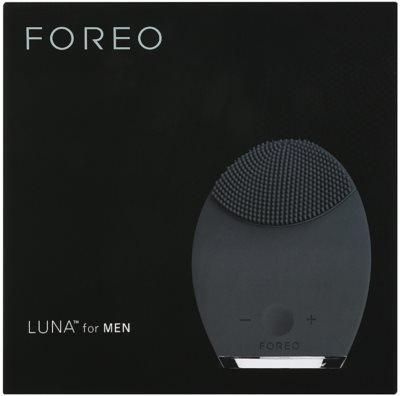 Foreo Luna™ for Men čisticí sonický přístroj s vyhlazujícím efektem 2