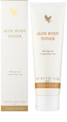 Forever Living Body gel corporal con efecto calor 1