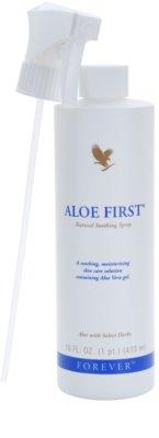 Forever Living Body spray calmante con aloe vera
