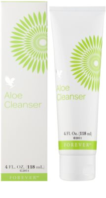 Forever Living Face hipoallergén tisztító gél minden bőrtípusra, beleértve az érzékeny bőrt is 2