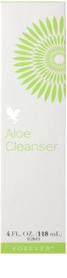 Forever Living Face gel de limpeza hipoalergénico para todos os tipos de pele inclusive sensível 1