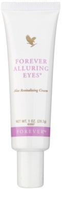 Forever Living Face crema revitalizante para contorno de ojos  antibolsas y antiojeras